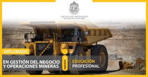 Gestion de Negocios y Gestiones Mineras.