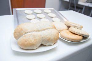 acrilamida, pan