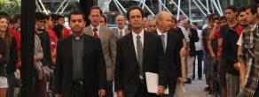 Ceremonia de bienvenida novatos 2013
