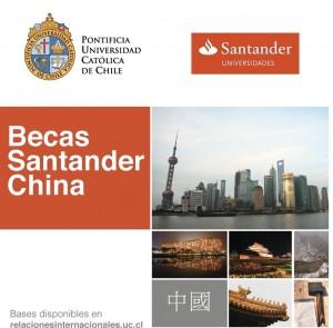 Becas Santander China UC