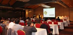 En la conferencia, quienes participaron conocieron detalles del proyecto Ingeniería 2030.