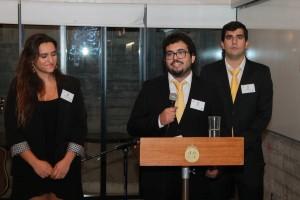 Felipe Vergara (en la foto) destacó que la misión de Trabajos de Invierno CAi continua vigente 20 años después de su creación.