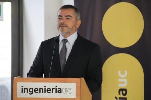 Durante el lanzamiento, el profesor César Sáez agradeció tanto al cuerpo de alumnos editores como profesores, quienes contribuyeron con la realización de la sexta versión de la revista.