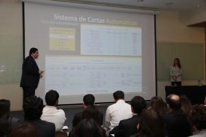 El jueves 26 de mayo Fabián Ojeda y Ángeles Izarnótegui realizaron el pitch del proyecto en la final de concurso. El jueves 9 de junio se darán a conocer las iniciativas ganadoras.