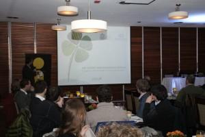 Durante el evento los participantes además conocieron iniciativas enmarcadas en el proyecto Corfo Ingeniería 2030.