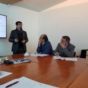 Representantes de 11 de los 14 departamentos de Ingeniería Mecánica existentes en Chile asistieron a la reunión.
