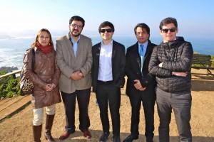 Al evento asistieron autoridades de gobierno, representantes de la industria e investigadores de MERIC, entre ellos los profesores de Ingeniería UC Cristián Escauriaza y Rodrigo Cienfuegos.