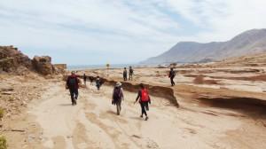 Profesores de Ingeniería UC e investigadores de Cigiden publicaron investigación sobre primer análisis tras el aluvión ocurrido en Chañaral de marzo de 2015.