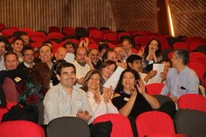 Durante el evento, los es estudiantes conocieron proyectos de la Escuela y compartieron experiencias.