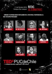 Poster TEDx Speakers LQ