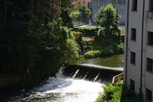 Profesor UC viajó a Europa para la instalación de las primeras seis de diez estaciones de monitoreo en la cuenca del río Serchio, en el marco de un proyecto conjunto con ENDESA Chile y ENEL Italia.