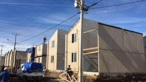 La iniciativa busca la viabilidad de la construcción de edificaciones de madera de mediana altura en el país.