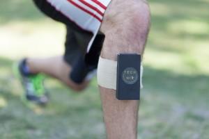 Hoy el prototipo está en fase de prueba y sus creadores esperan transformar el dispositivo en cómodas pulseras y cinturones deportivos que puedan sincronizarse con smartphones.