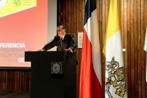 La actividad contó con la presencia del rector, Ignacio Sánchez, quien felicitó a los premiados.