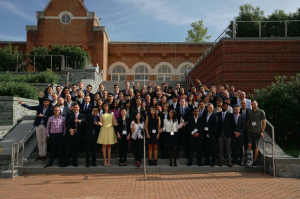 El GapSummit reúne a los mejores 100 líderes seleccionados de forma competitiva entre más de 40 países, y cuenta con más de 30 speakers de clase mundial del área de las ciencias.