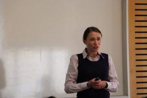 Magdalena Walczak, directora asociada de Postgrado