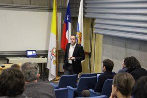 Gabriel Candia investigador de CIGIDEN