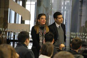 Claudia Halabi, Directora Ejecutiva de Educación Profesional