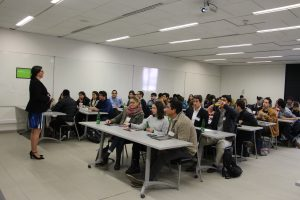 Programa  Global Leader Experiences Santiago