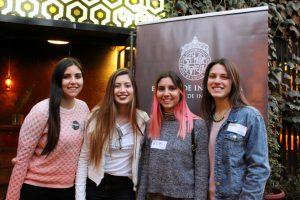 Encuentro Mujeres Ingeniería UC