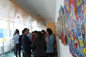 Inauguración exposición de arte