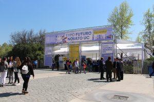 Entrada Expo Futuro Novato 2018